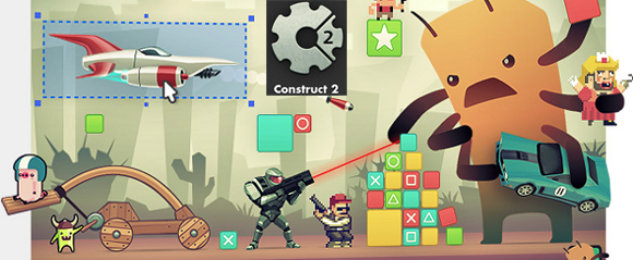 Build a Game with Construct 2